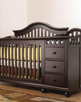 box bayi kayu jati minimalis
