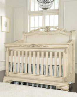 box bayi kayu jati ukir