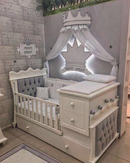 box bayi minimalis kayu