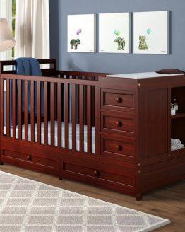 box bayi nakas kayu tafel