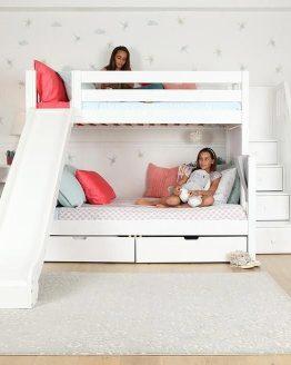 tempat tidur tingkat prosotan