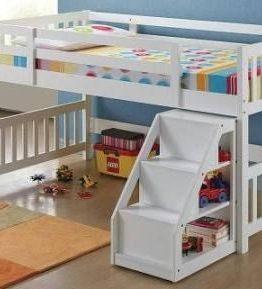 tempat tidur tingkat susun anak